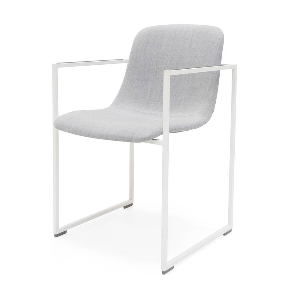 SALE | Arco Frame 2.0 | White steel | Grey remix 123 - Workbrands