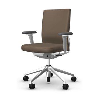 Vitra SALE | Vitra ID Soft | Coffee plano 80 | Aluminium | 3D armrests
