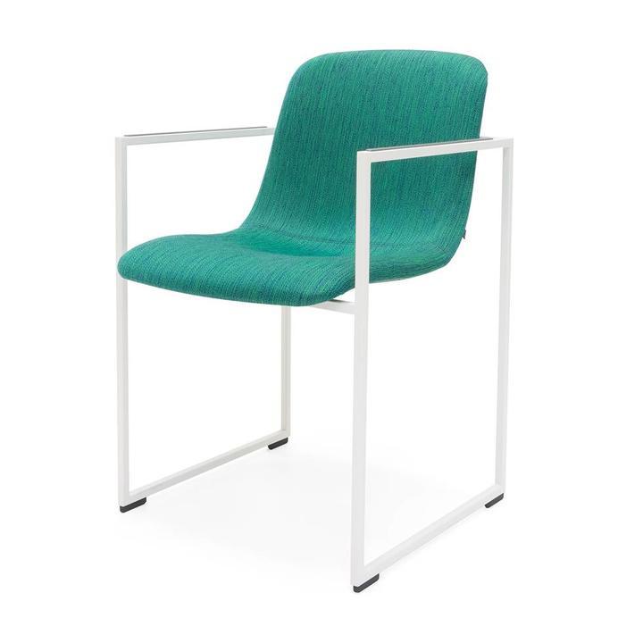 SALE | Arco Frame 2.0 | Weiß | Kvadrat balder 3 862 grün/ blau
