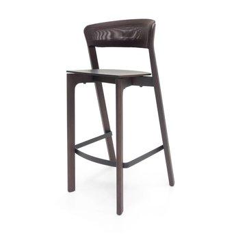 Arco SALE | Arco Cafe Stool | Seat height 75 cm | Brown oak morado