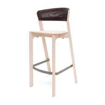 Arco SALE | Arco Cafe Stool | Seat height 75 cm | White-wax oak