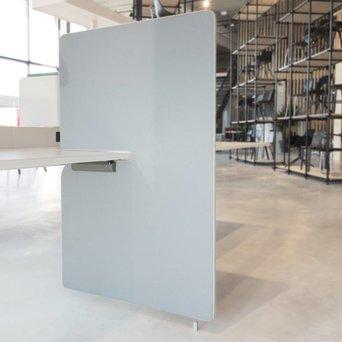 Vitra SALE | GEBRAUCHT | Vitra Joyn seitenwand | 80 x 122 cm | Grau plano