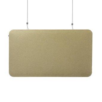 Buzzispace SALE | BuzziSpace BuzziLoose | 180 x 100 cm | Grün rough taffy