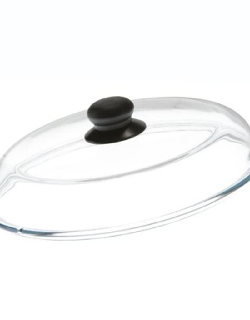 Braet 24 cm Glasdeksel rond