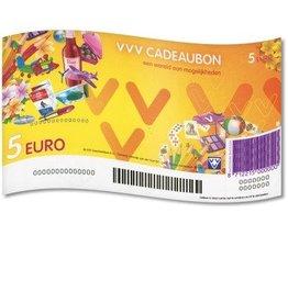 VVV bon €5,-
