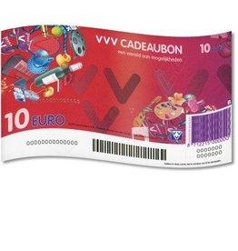 VVV bon €10,-