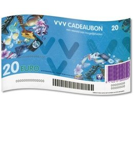 VVV bon €20,-