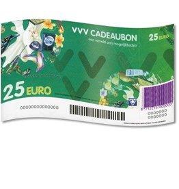 VVV bon €25,-