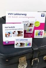 VVV Lekker Weg Cadeaukaart