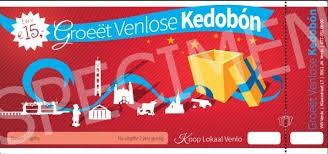 Groeët Venlose Kedobón €15,00