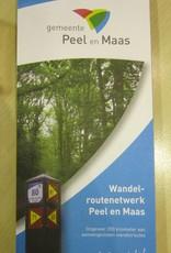 Wandelroutenetwerk Peel en Maas
