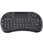 Rii i8 Mini Keyboard en Muis - Zwart