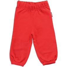 Maxomorra sweatbroek Rood
