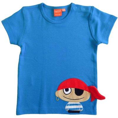 Lipfish Pirate Blue Shirt