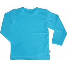 Snoozy Scandinavia Blue shirt ls