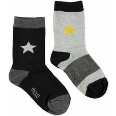 Molo sokken Black