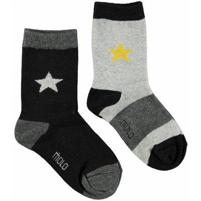 Molo Black socks