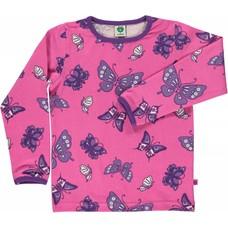 Smafolk shirt Butterflies