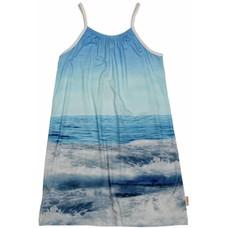 WILD Dress Blue Ocean