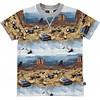 Molo shirt Prairie Chase ss