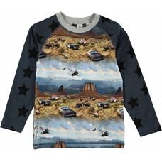 Molo shirt Prairie Chase ls