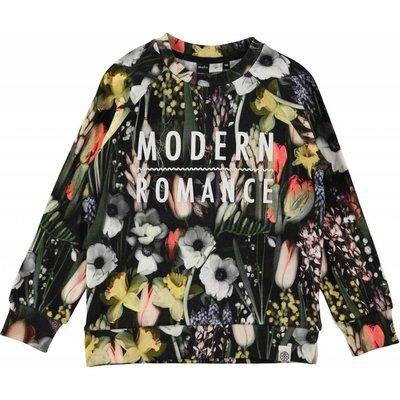 Molo Soft sweater Botanic