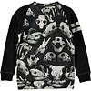 Molo Shirt Animal Skulls