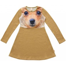 WILD dress Pomeranian