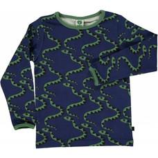 Smafolk Shirt Snake navy