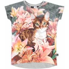 Molo Shirt Tiger Lily