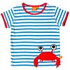 Lipfish Shirt Crab stripe