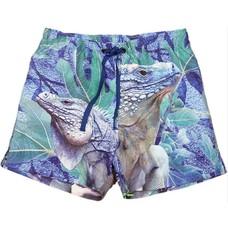 WILD zwemshort Iguana