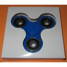 Fidget Spinner Blue / black # 2
