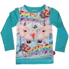 De Kunstboer shirt Unicorns