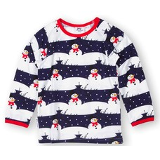 JNY Design shirt Snowman