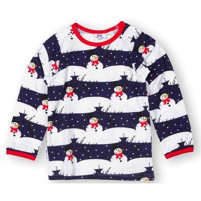 JNY Design shirt Snowman