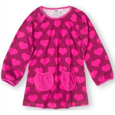JNY Design tunic heart