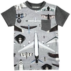 Molo shirt Planes and Birds
