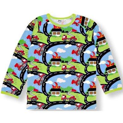 JNY Design shirt Firetruck ls