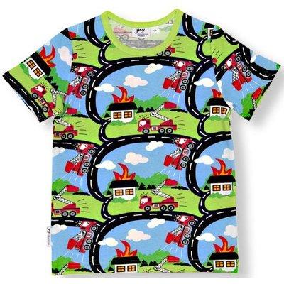 JNY Design shirt Firetruck ss