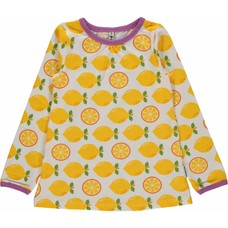 Maxomorra shirt Lemon