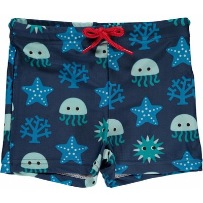 Maxomorra swimsuit Deep Sea
