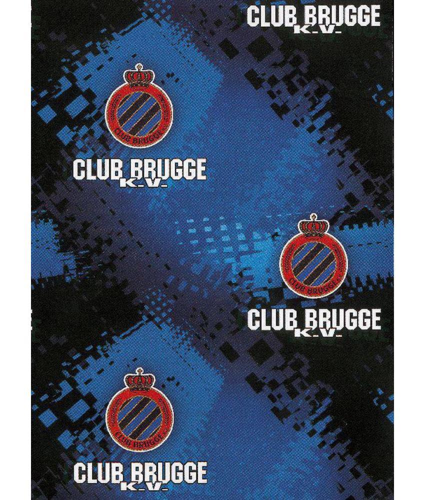 Kaftpapier Club Brugge
