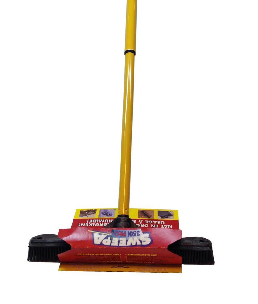 Sweepa pro rubber borstel