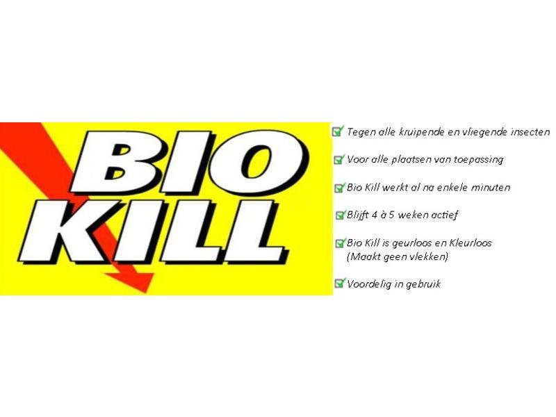 "Bio Kill 2500 ml. ""Gebruiksklaar insecticide tegen ongedierte"" Navulling"