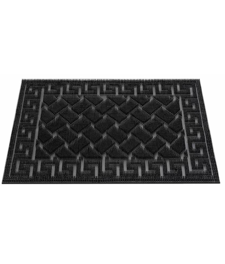 Rubber deurmat Wave 40x60 cm.