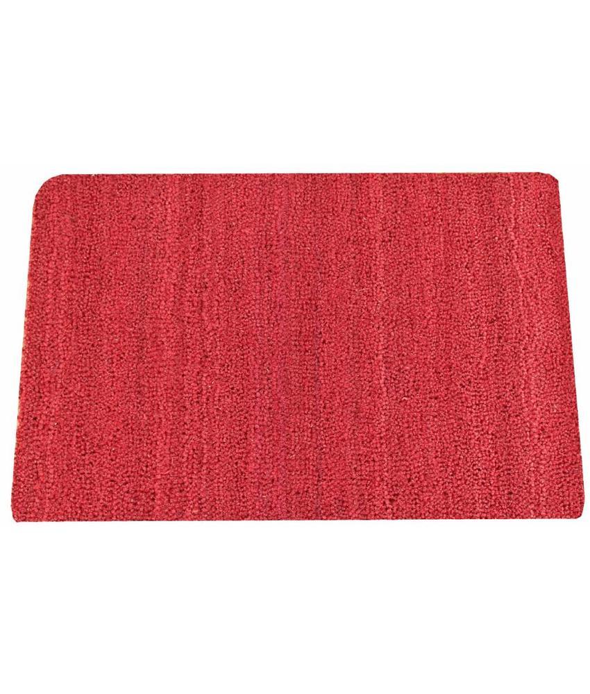 Kokosmat Rood 50 x 80 cm 18 mm.