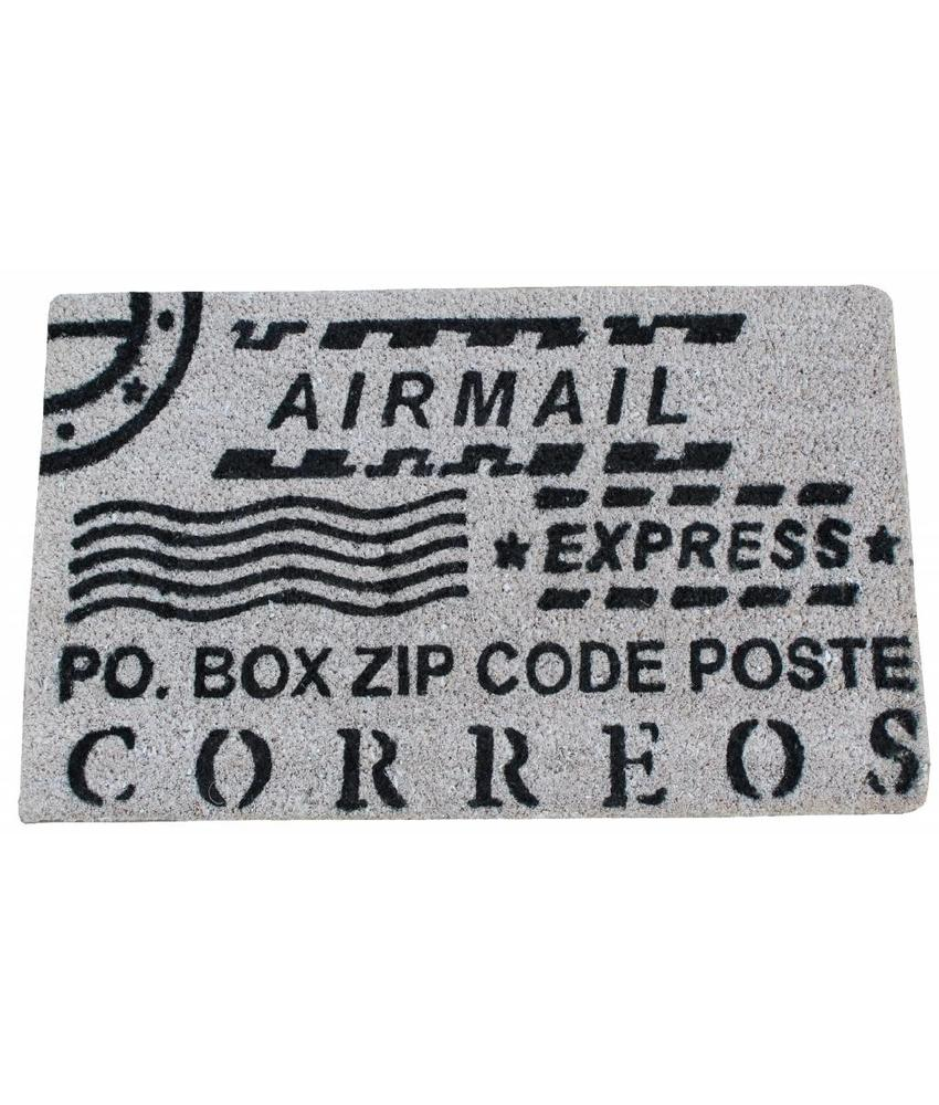 Kokosmat Airmail 40 x 70 cm.
