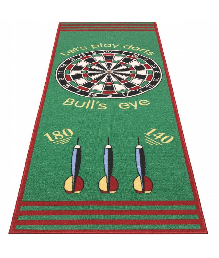 Speelmat Darts 79 x 237 cm.