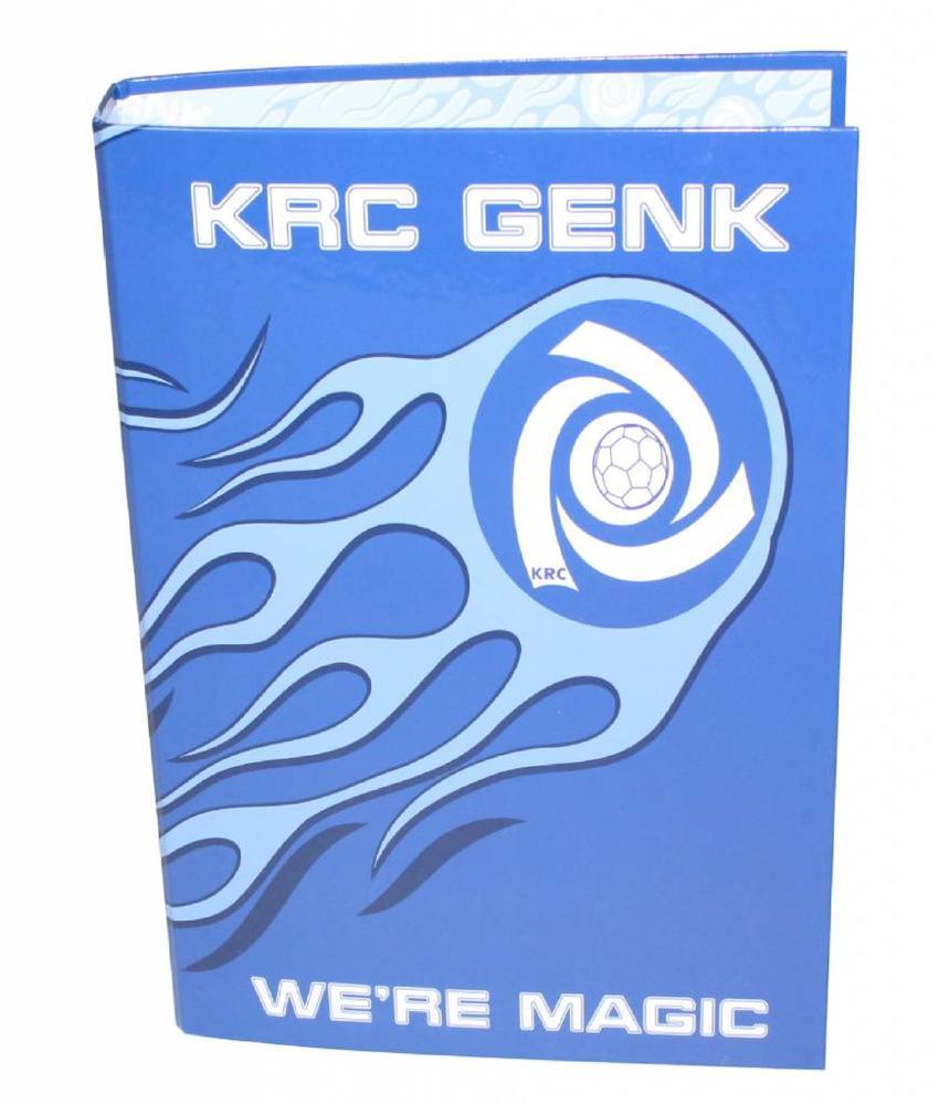 "Ringmap A4 ""KRC Genk"""